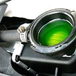 ضدیخ در سیستم خنک کننده اتومبیل شما