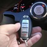 ورود و خروج بدون کلید (keyless)