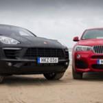اطلاعات و مقایسه ای بین BMW X4 و پورشه ماکان