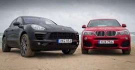 BMW X4&PORSCHE MACAN