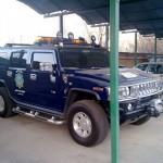 یک وزارتخانه با 10 خودرو هامر و دستور دولت