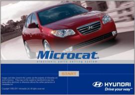 Microcat hyundai