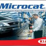 آشنایی بانرم افزار مایکروکت بانک اطلاعات قطعات کیا Microcat Kia