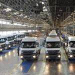 اعلام برنامه صادرات خودروی ایران خودرو دیزل