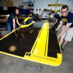 پیش بینی و ردیابی آفتاب توسط خودروهای خورشیدی تیم دانشگاه میشیگان
